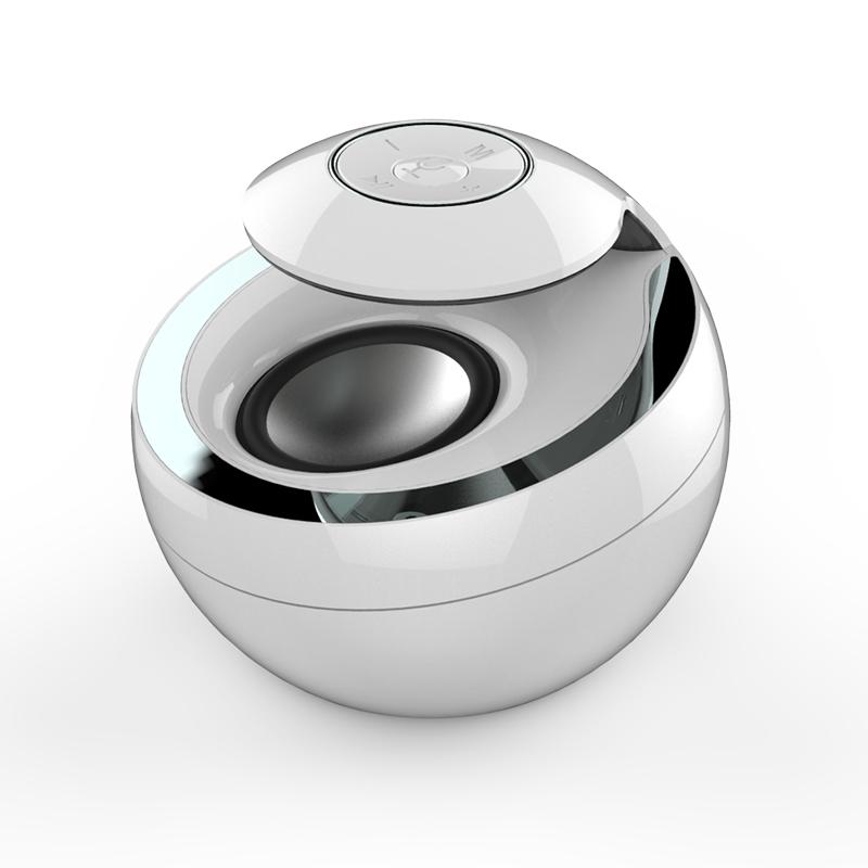 我愿意 B09A 智能WiFi音响网络蓝牙音箱无线收音机AI便携小音箱