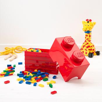 Детские чемоданы,  Лего Room крупных частиц цилиндр моделирование рабочий стол разбираться в коробку игрушка коробку пластик разбираться коробка покрытый, цена 1235 руб