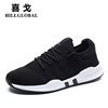 Summer net shoes men's sports casual running tide shoes Korean version of the trend of wild men's shoes canvas shoes breathable shoes
