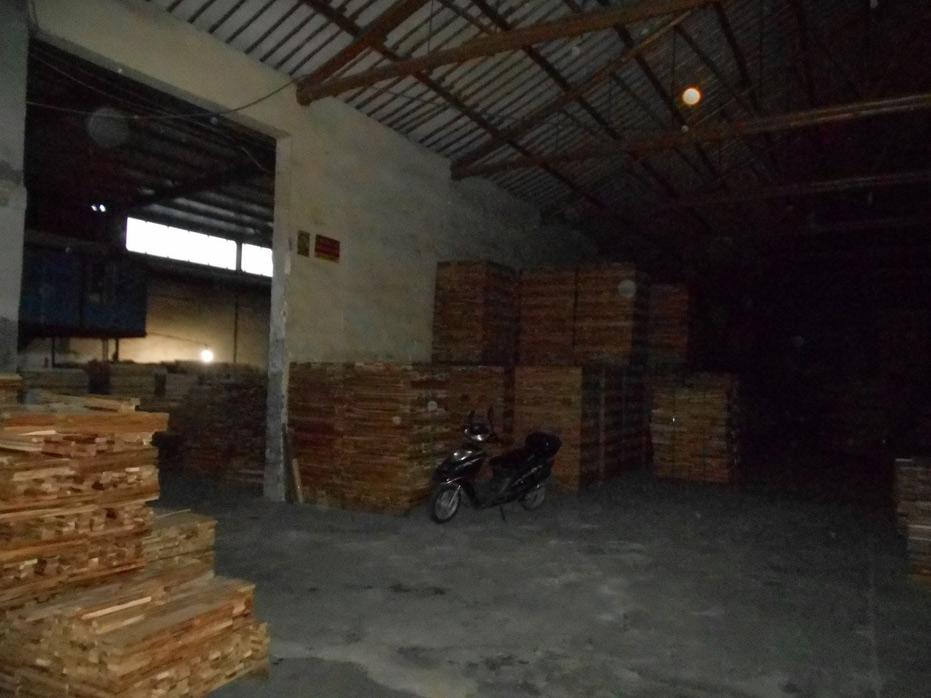 湖州市南浔绿纳(日丰木业)限公司木材除湿间
