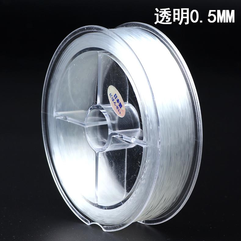 Импорт прозрачных 0,5 мм / каждого рулона