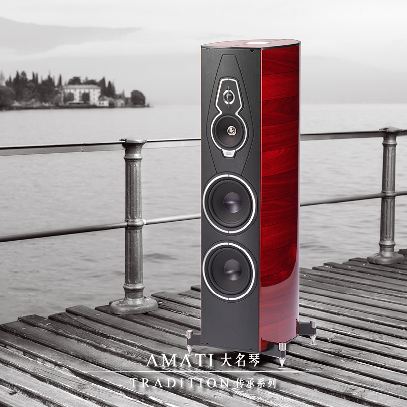 Italian powerhouse Sonus Faber Amati Tradition heritage