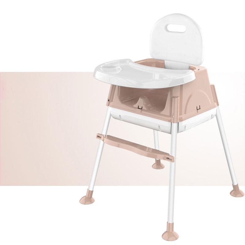 宝宝餐椅儿童吃饭座椅子婴儿多功能学坐可折叠便携式宜家用bb餐桌_领取40元天猫超市优惠券