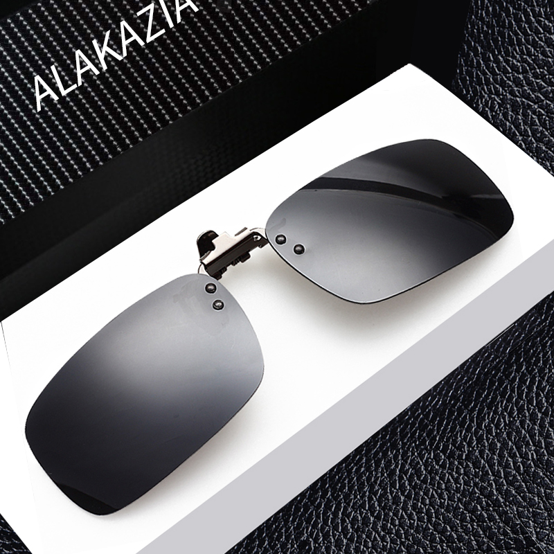 Kính mát clip kính mát kính mát cận thị lái xe lái xe thủy triều clip phân cực nam giới và phụ nữ tầm nhìn ban đêm clip