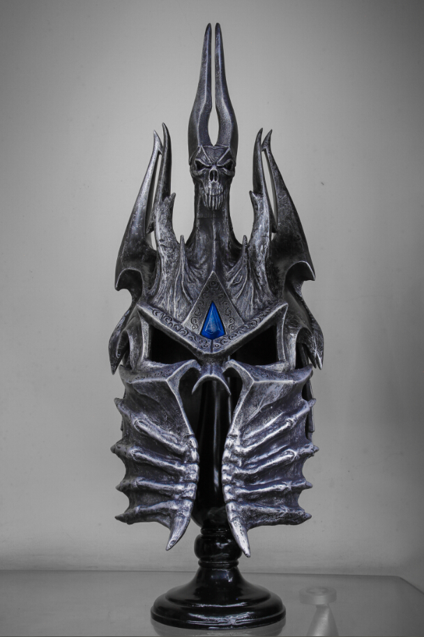 WoW World of Warcraft Helm of Domination Lich King Death ...