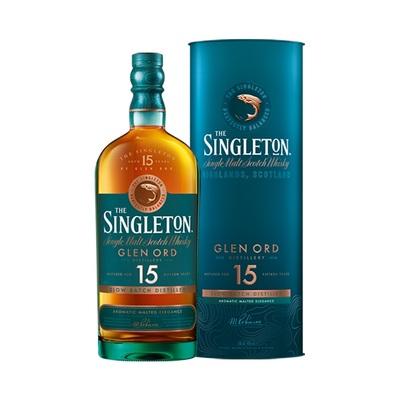 帝亚吉欧苏格登格兰欧德15年700ml单一麦芽苏格兰威士忌进口洋酒