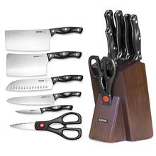 苏泊尔菜刀不锈钢刀具七件套厨具