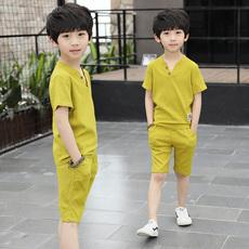 детский костюм Детская одежда мальчиков летней