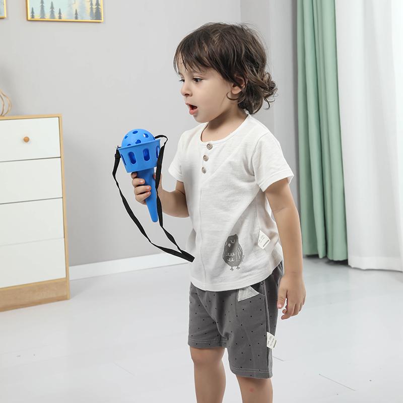 抛接球儿童玩具运动器材幼儿园户外宝宝体育体能感统训练接球器