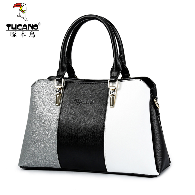 Woodpecker handbags ladies bag female 2018 new autumn and winter fashion  hit color diagonal shoulder bag. Zoom · lightbox moreview · lightbox  moreview ... 98e4274fd5