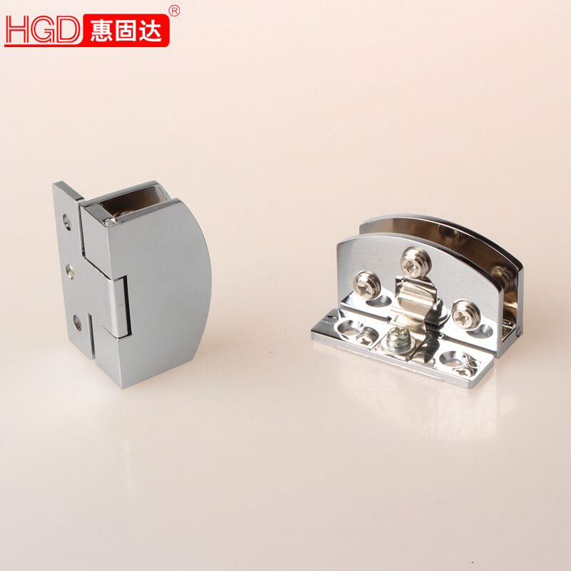 Usd 750 Open Hole Glass Door Hinge Small Cabinet Door Display