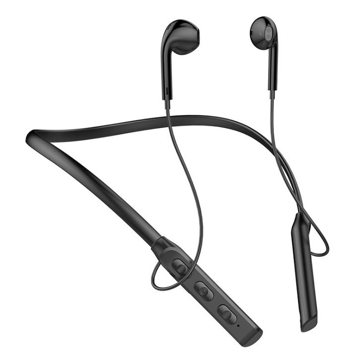 蓝牙5.0无线运动耳机挂脖式无线蓝牙耳机