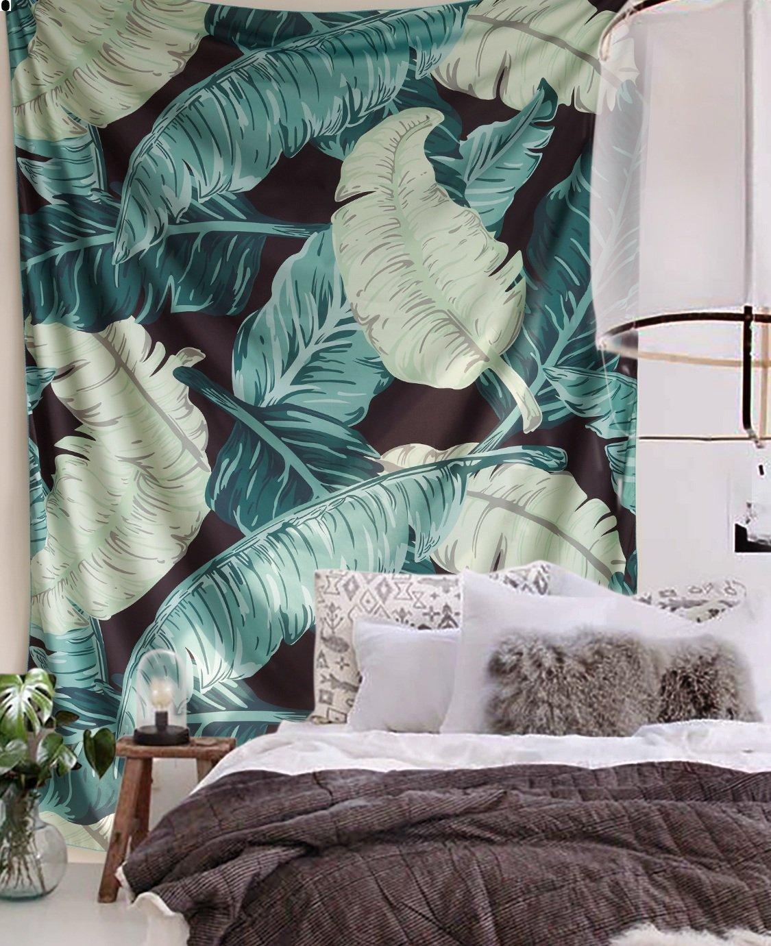 Tấm thảm trang trí Bắc Âu treo tường vải phòng khách treo tường phòng ngủ treo ảnh nền vải treo tường - Tapestry