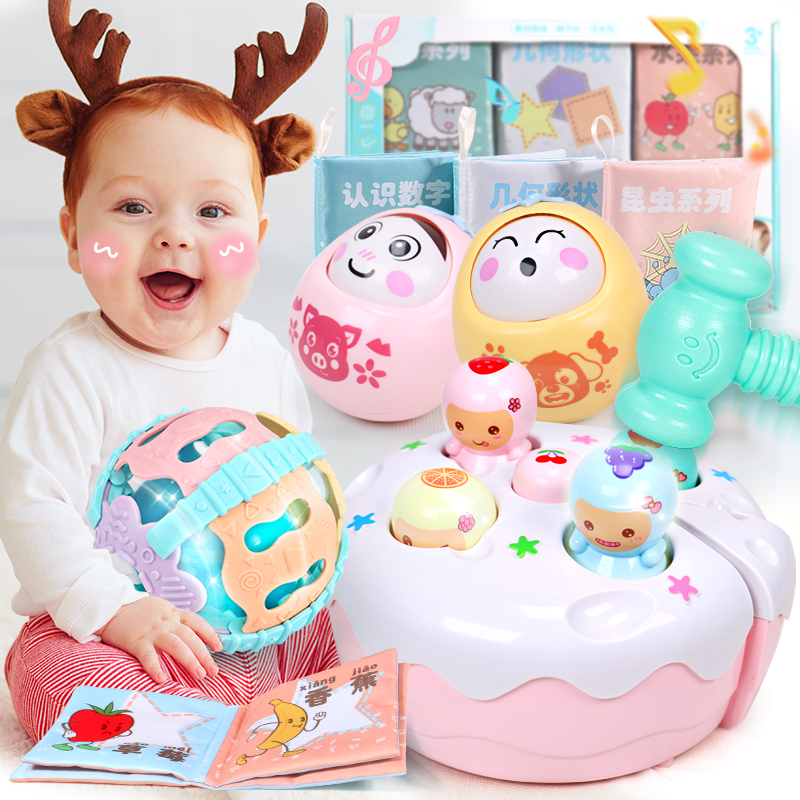 Usd 26 71 Tumbler Toy Baby 3 6 8 9 12 Months Baby Puzzle Children 0