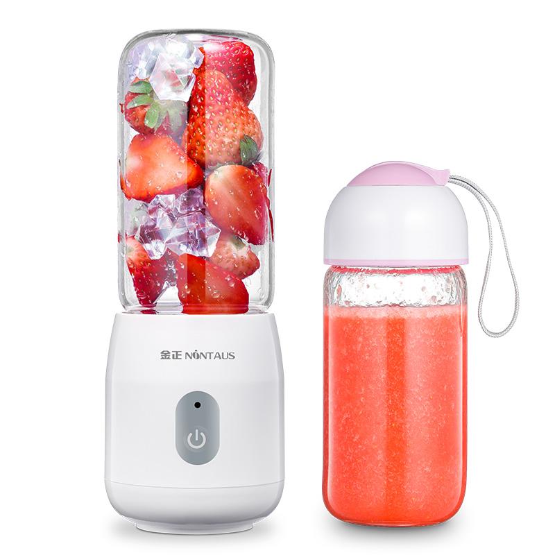 夏日超级热,送个小巧网红榨汁机给女友礼物吧