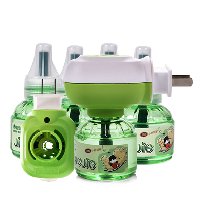 电热蚊香液加热器5液+2加热器