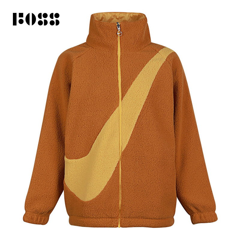 Nike nike 2020 женщина AS W NSW HOODIE SHERPA REV JKT куртка DC5138-774
