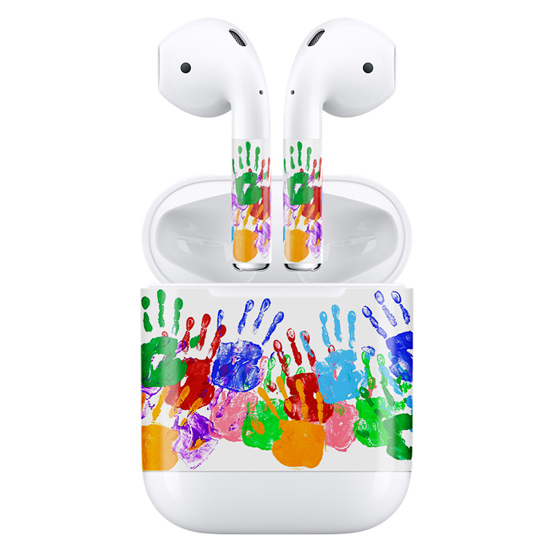 4 42 Cheap Purchase Apple Airpods Special Personalized Sticker Film