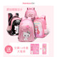 Children's school bag primary school girl 1-3-5 grade 6-12 years old girl burden reduction cute princess backpack