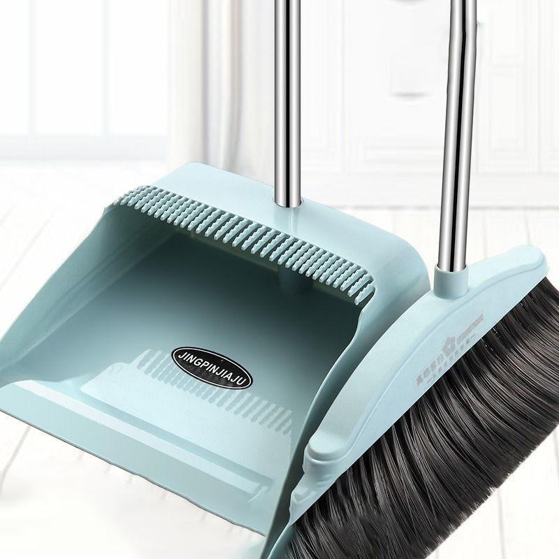 扫把簸箕套装软毛笤帚撮箕组合
