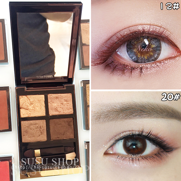 lola secret quad tom beauty eye ford topaz review shadow s swatches eyeshadow open blog silvered in no