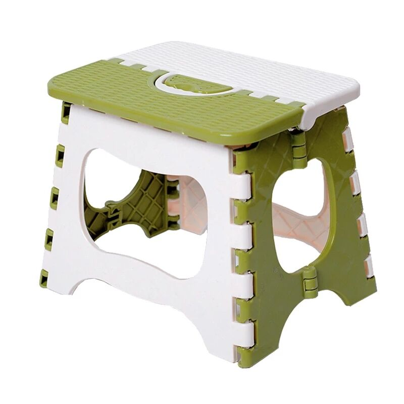 Thick Plastic Folding Outdoor Adult Children Mini Bench Portable Stool Home  Chair Mazar Small Stool