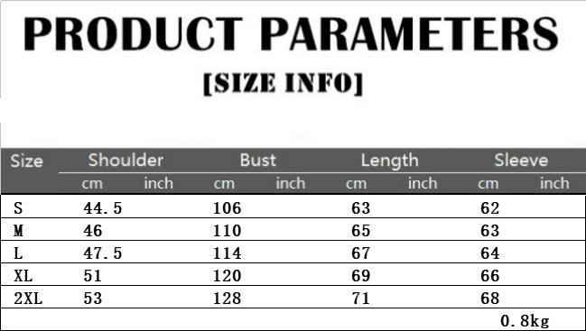 Size Info