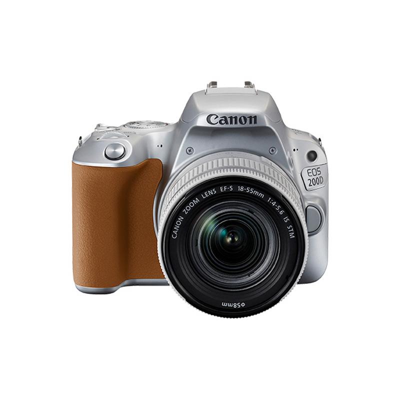 [旗舰店] Canon/佳能 EOS 200D 单反套机 EF-S 18-55mm