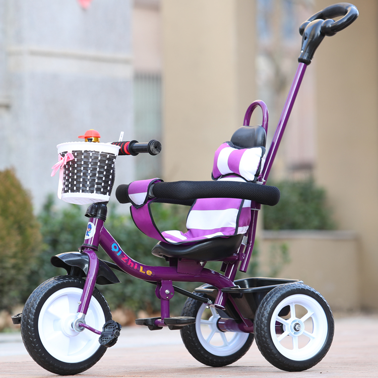New Children S Tricycle Boys And Girls Bicycle Kids Bicycle Baby Stroller