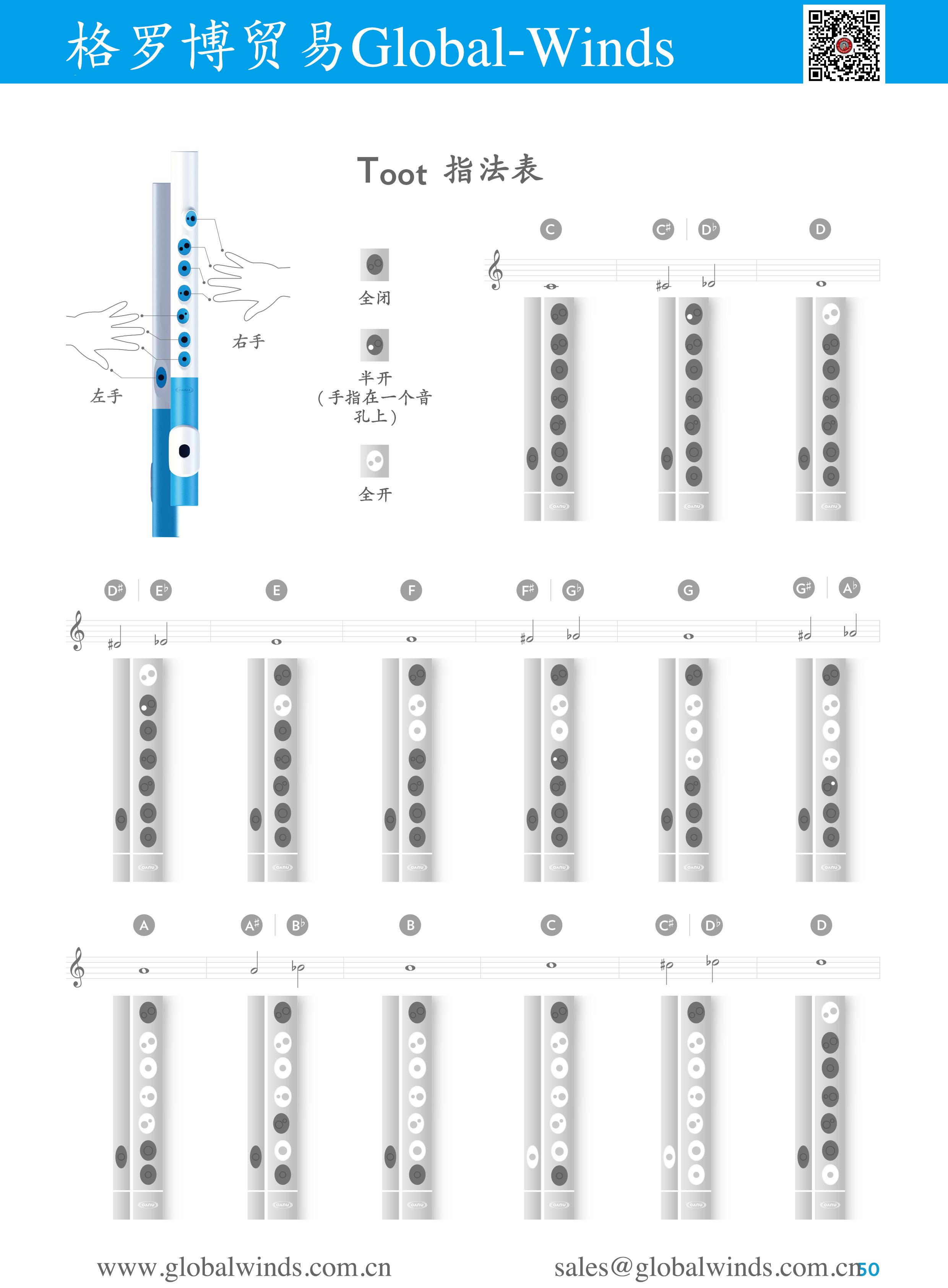 Nuvo TooT Student Flute 英國原裝引進 長笛練習笛 特色課堂[頌音坊69934]