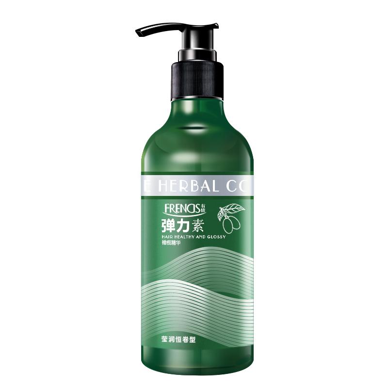 有情 弹力素卷发保湿护卷持久定型香水型啫喱水膏女烫后修复蓬松