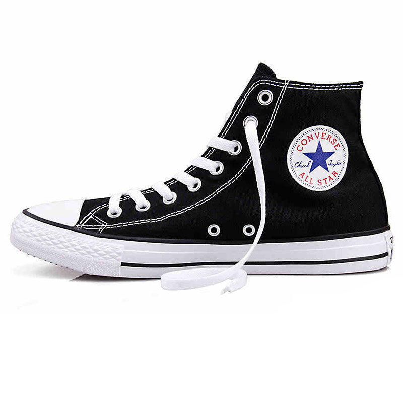 9ac2ff2135eb CONVERSE Converse women s shoes high canvas shoes Changqing men s shoes  students couple models casual shoes 101010