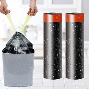 垃圾袋家用加厚手提式一次性批发卫生间抽绳拉极自动收口厨房塑料
