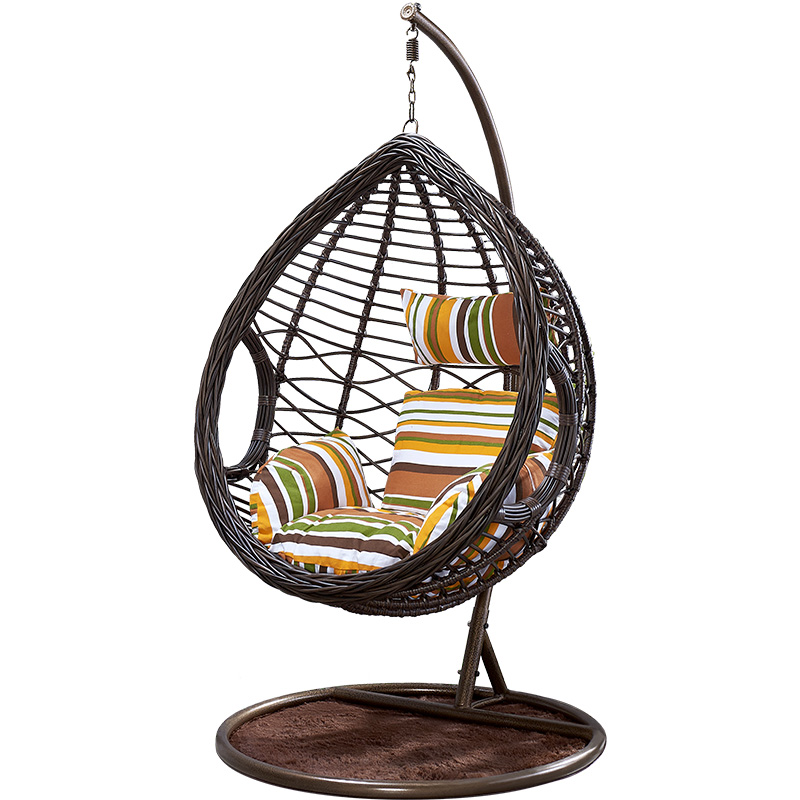 Chair Hanging Basket Wicker Chair Adult Indoor Swing Rocking Chair Double  Balcony Single Bird Nest Lazy Chair Hammock Cradle Chair