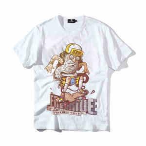 欧美高街潮牌街头潮流T恤