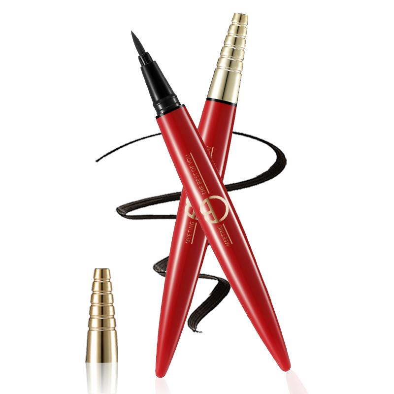 彩变雾眉笔女正品防水防汗不脱色持久网红根根分明自然液体水眉笔