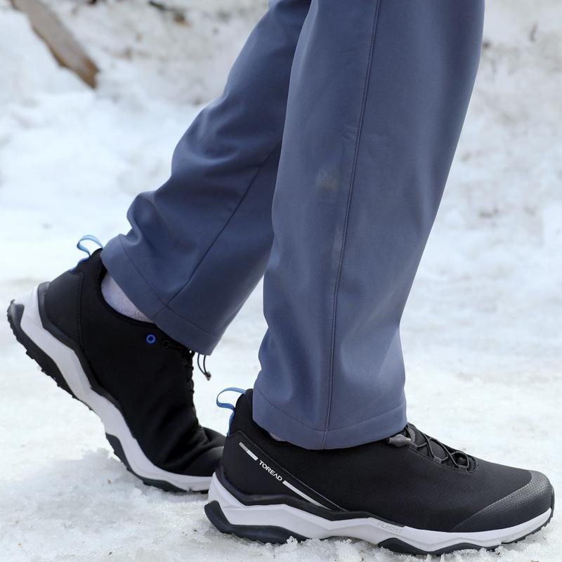 双11预售 Toread 探路者 TREKKING 徒步系列 男式户外徒步鞋 TFAH91060 天猫优惠券折后¥134.5包邮(需30元定金)四色可选
