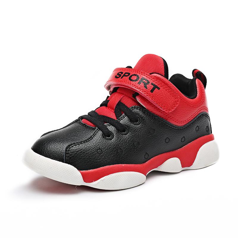 轻便透气防滑软底儿童运动鞋