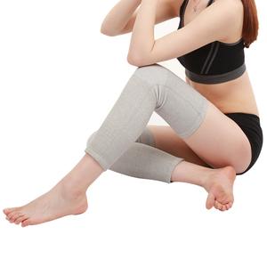 加长款护膝保暖男女士运动骑车秋冬季老寒腿护腿关节膝盖套老年人