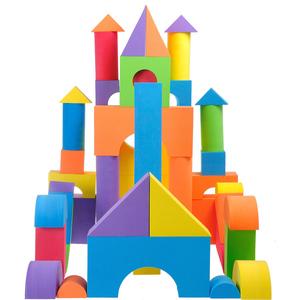 斯尔福eva泡沫积木大号3-6-7-8岁软体海绵幼儿园宝宝益智儿童玩具