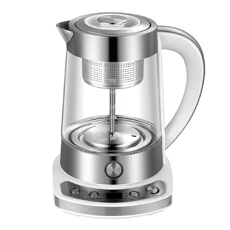 百乐富全自动玻璃蒸汽煮茶壶黑茶煮茶器普洱蒸茶壶养生壶电热水壶_天猫超市优惠券