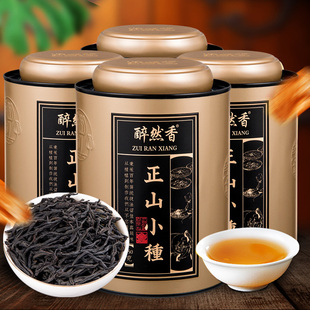 Canned black tea of Wuyi special grade Shan Shan 150g