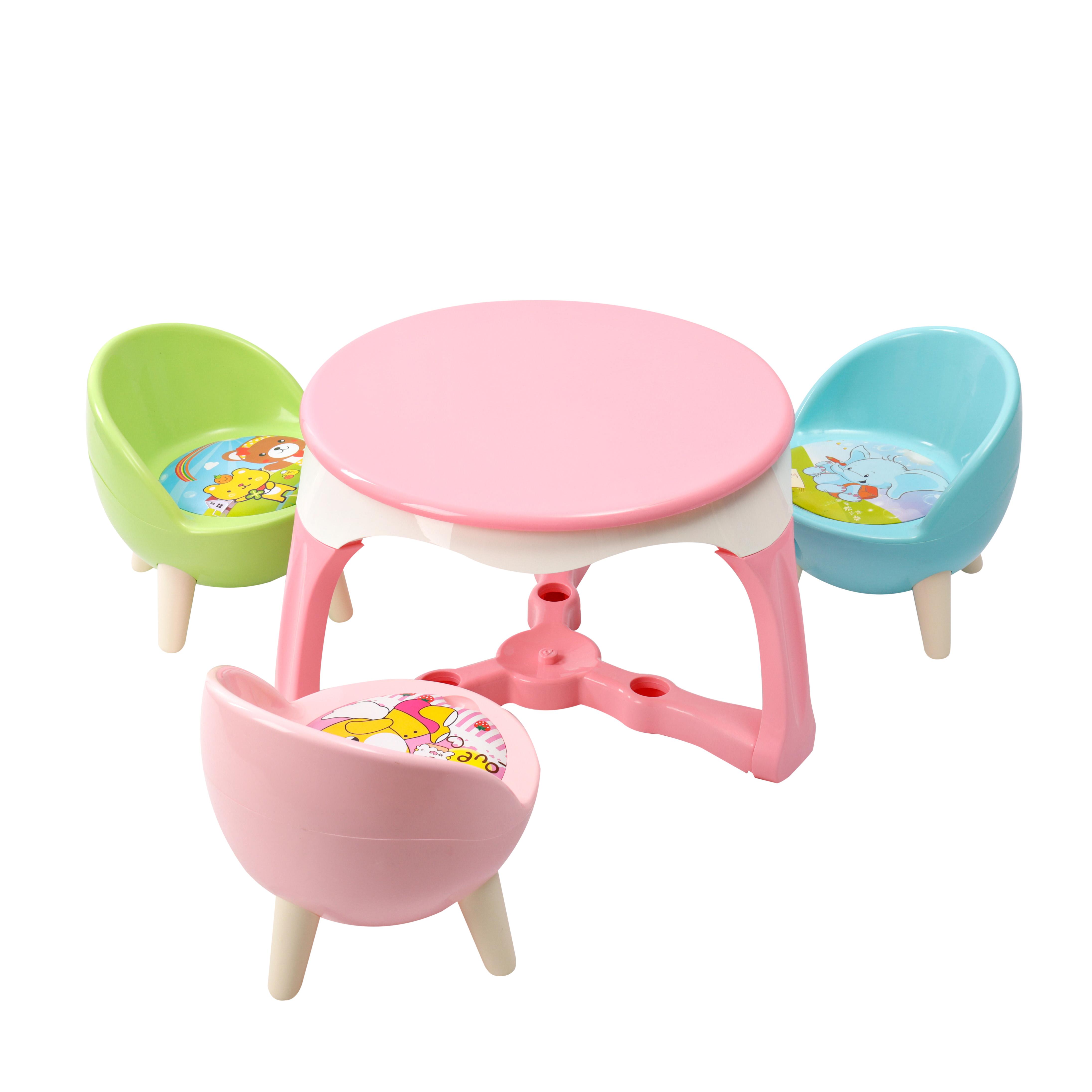 Baby Tafel Stoel.Kinderstoel Genoemd Stoel Stoel Baby Mini Cartoon Kruk Kind Eetkamerstoel Plastic Tafel En Stoel Set Thuis