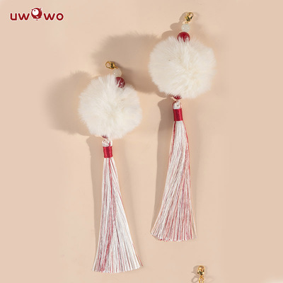 taobao agent Spot Uwowo You Wo Wo Revlon Original Chinese National Style Han Element Lolita Lolita Only Hair Ball
