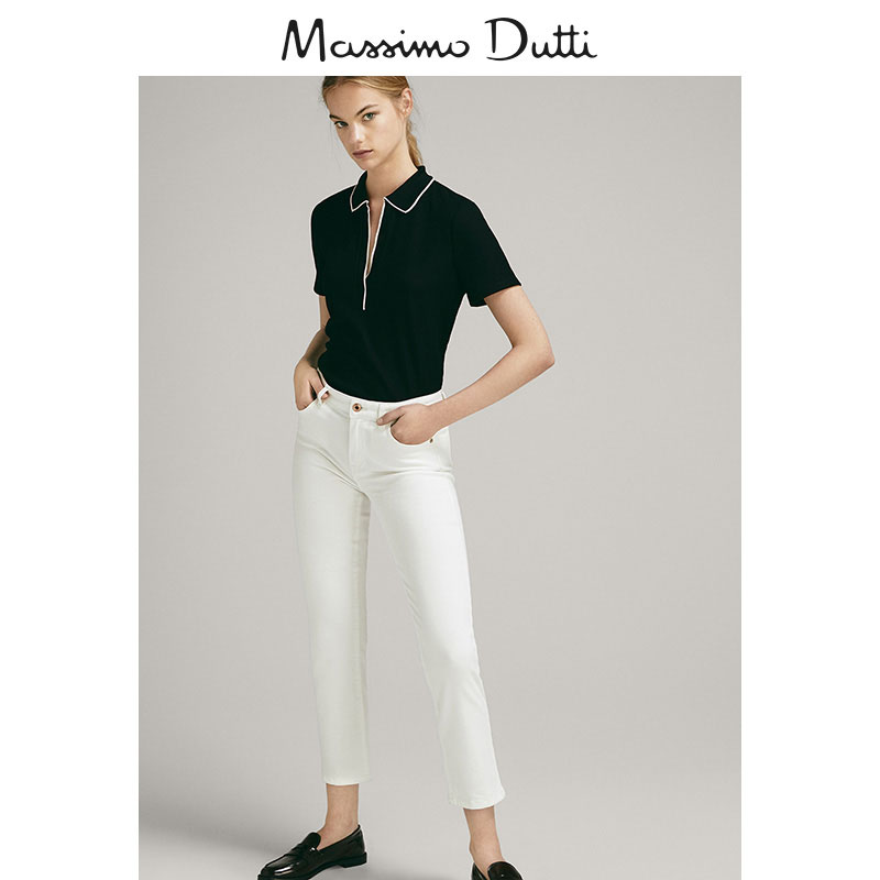 19e84fb1a285f9 FLORAL PRINT CUPRO SHIRT Source · USD 94 55 Autumn and winter discounts Massimo  Dutti women hit color