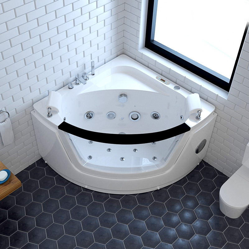 Usd 1813 32 Home Double Small Family Surf Jacuzzi Red Bathtub Fan Shaped Triangle Constant Temperature Heated Smart Bath Tub Wholesale From China Online Shopping Buy Asian Products Online From The Best Shoping