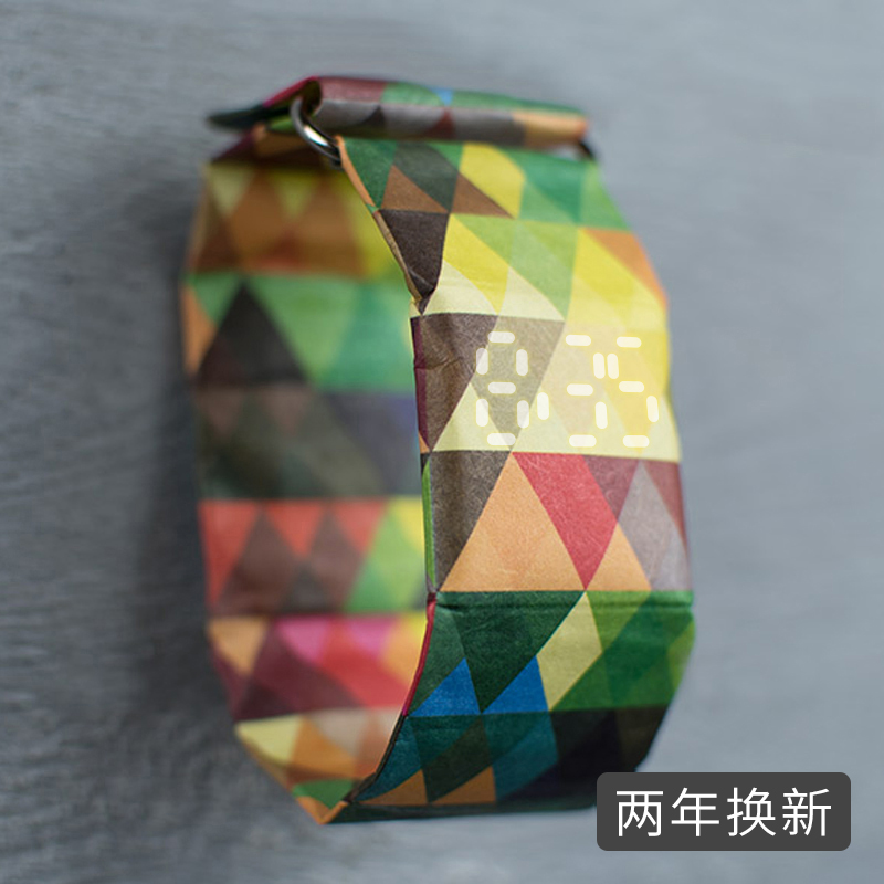 Colorful triangle【Original Product】