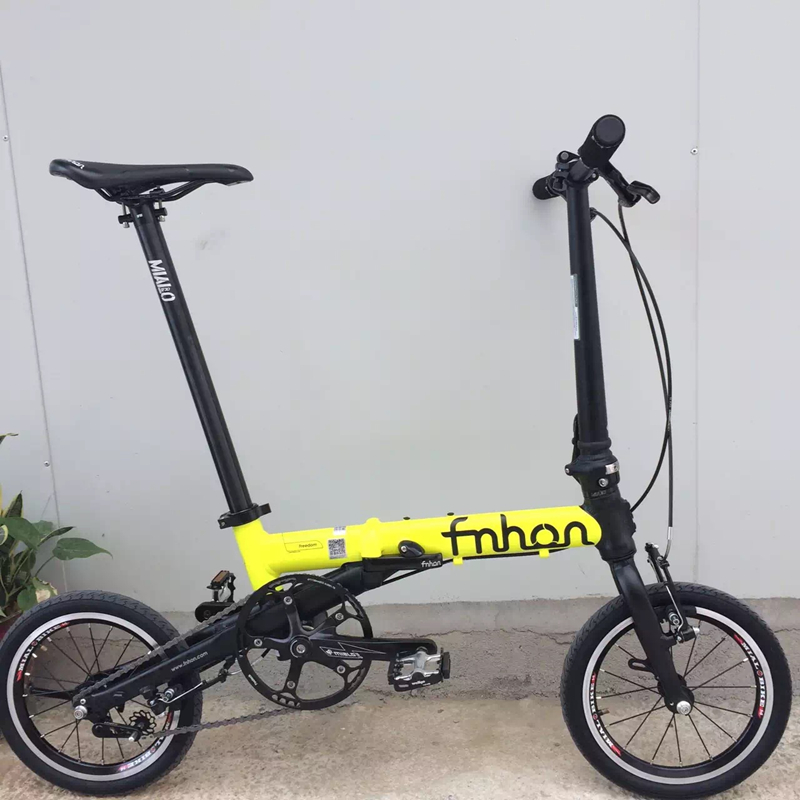 05b8a66a376 Popular 16-inch folding bike 1402 single-speed three-speed vehicle 412  modified on behalf of driving artifact