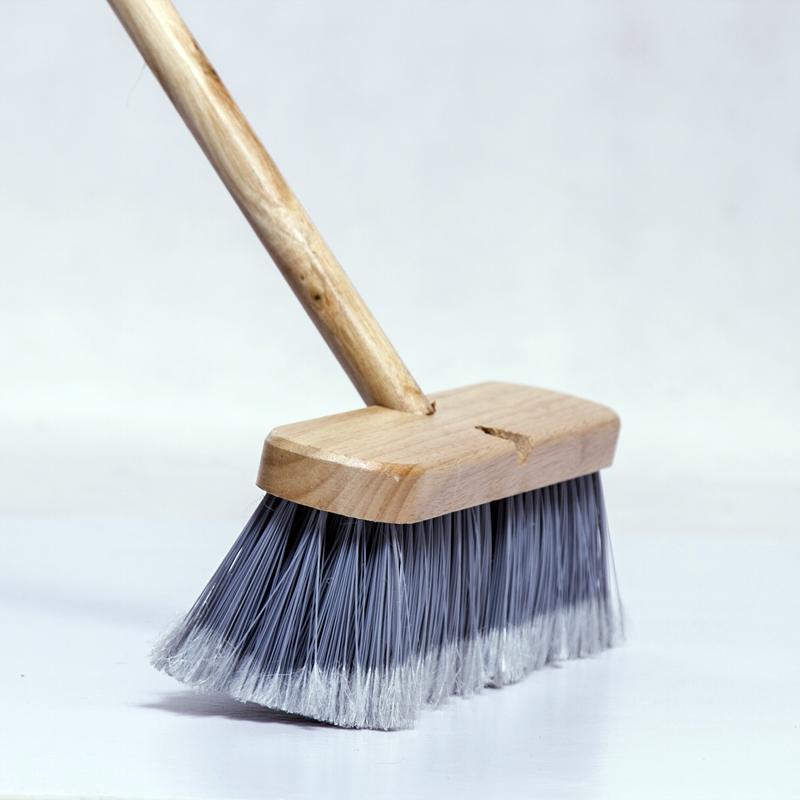 Impa 510623 Soft Bristle Floor Brush Long Handle Floor
