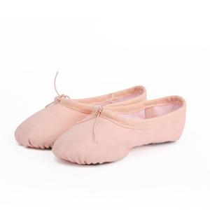 儿童舞蹈鞋女童练功鞋芭蕾舞鞋